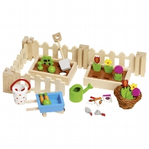 Accessories, my little garden, for dolls houses