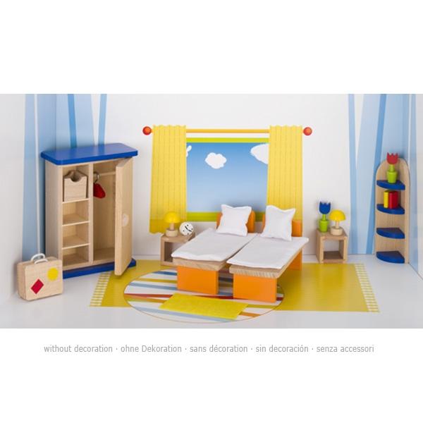 Mobili per bambole flessibili, camera da letto - Gollnest ...