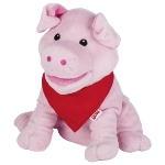 Hand puppet pig Snelly