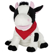 Hand puppet cow Karry