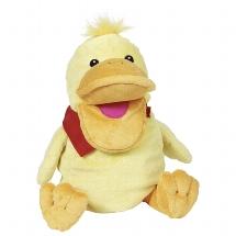 Hand puppet duck Ellsa