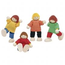 Flexible puppets - Children