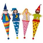 Pop-up puppets - Set 2