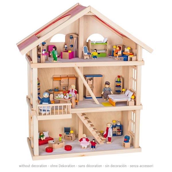 Casa delle Bambole 3 piani - Gollnest \u0026 Kiesel Online Shop