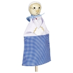 Hand puppet Grandmother