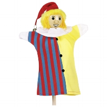 Hand puppet Kasper