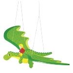 Dragon, swinging animal