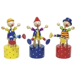 The Pepones, press 'n shake figures