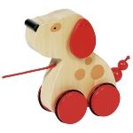 Dog, pull-along animal Luhna