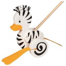 Schiebetier Zebra-Ente