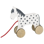 Ziehtier Pferd Alvah