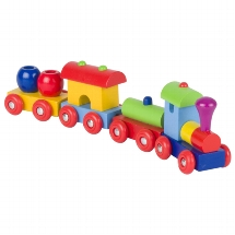 Train Peru, with magnetic couplings