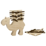 Stacking game camel, goki nature