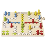 Ludo board game, goki basic.