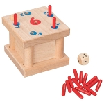 Peg game, The Tricky 6