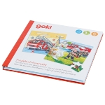 Puzzle book Fire department