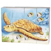 Cube puzzle, Australian animals