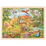 Puzzle, Australian animals