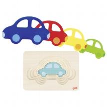 Puzzle, Car