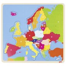Puzzle, Europe