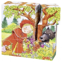 Fairy Tale, cube puzzle