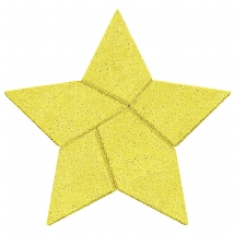 Puzzle, the star, goki stone