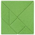 The square, puzzle