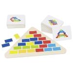 Segment puzzle triangle