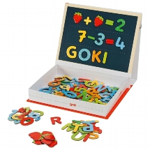 Magnetic game - Preschool
