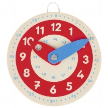 Clock, learnto tell the time