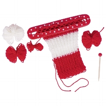 Knitting frame