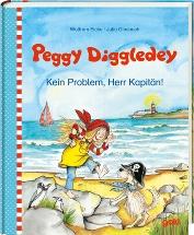 Vorlesebuch Peggy Diggledey -  Kein Problem, Herr Kapitän!