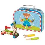 Build-a-vehicle Suitcase