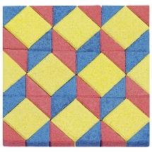 Mosaic puzzle Laosa