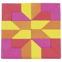 Mosaic puzzle Sumala