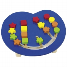 Colour assorting board