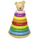 Stacking tumbling bear