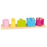 Farben- und Formen Sortierspiel