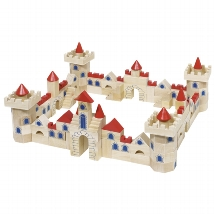 Castle building bricks