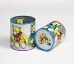 Teddy Line round pencil cup