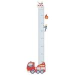 Height chart, fire brigade
