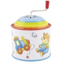 Music box, toys, melody: Toy Symphony