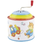 Music box, toys, melody: Toy Symphony