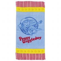 Magic towel, Peggy Diggledey