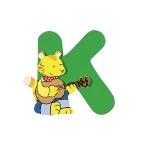 Buchstabe K