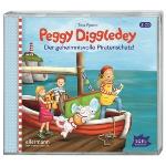 Hörbuch Peggy Diggledey - Der geheimnisvolle Piratenschatz