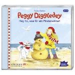 Hörbuch Peggy Diggledey - Hey ho, was für ein