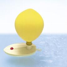 Luftballonboot