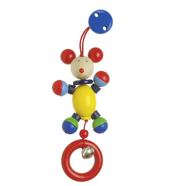 HEIMESS Clip-Figur 763820 Herzbär