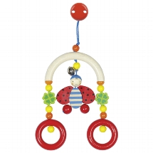 Mini-trapeze ladybird